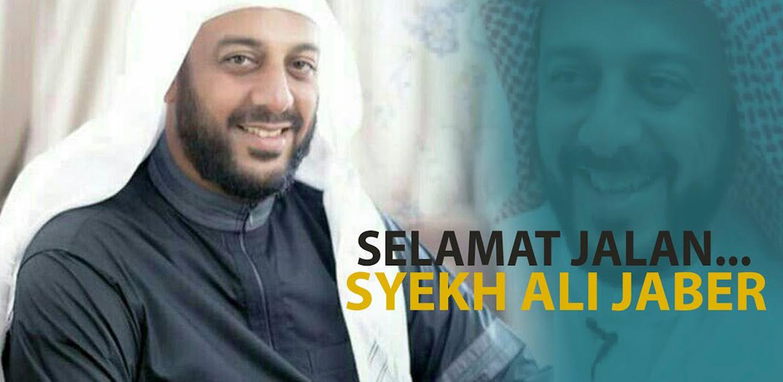 Berita Duka Syaikh Ali Jaber, Meneladani Doa Baik Bagi Pelaku Pencuri Mobilnya