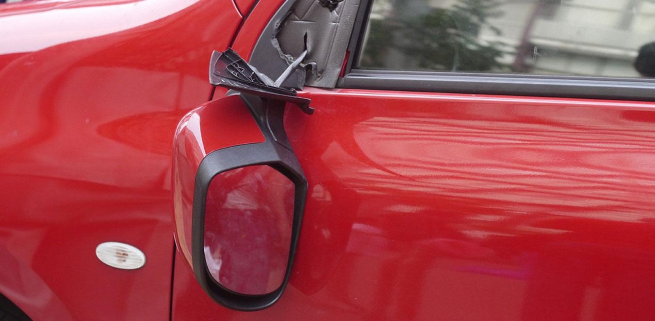 Asuransi Partial Loss yang Melindungi Kaca Pecah dan Spion Pada Mobil Kesayangan