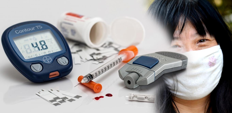 Diabetes Menjadi Komplikasi Virus Corona Penyebab Kematian Terbanyak