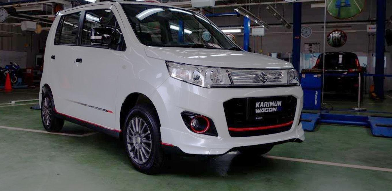 Mobil Irit Ramah Lingkungan Dari Suzuki Karimun Wagon