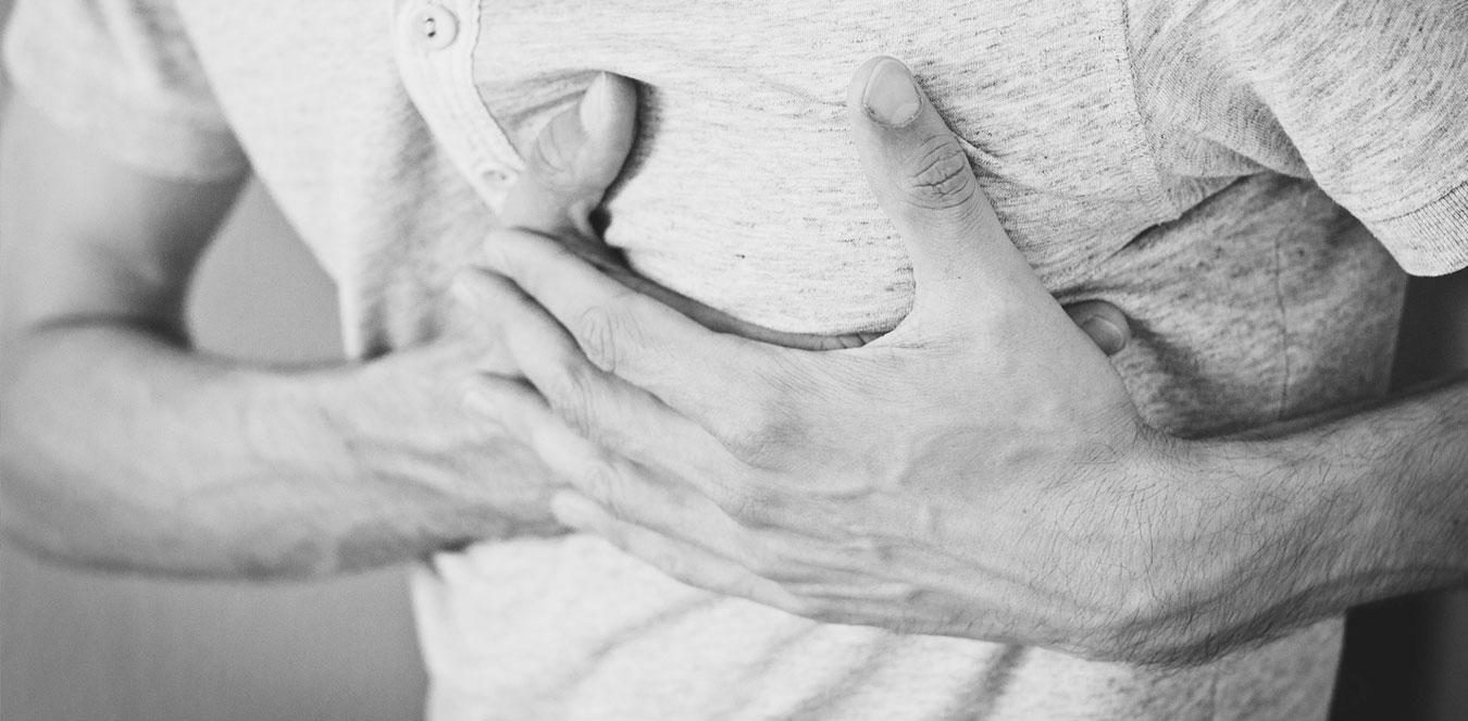 Dada Terasa Sakit Musim Hujan Belum Tentu Serangan Jantung