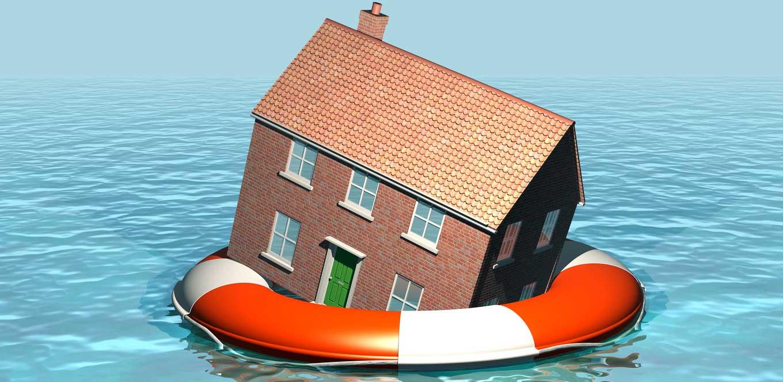 Perlindungan Asuransi Dapat Menekan Pengeluaran Biaya Risiko Banjir