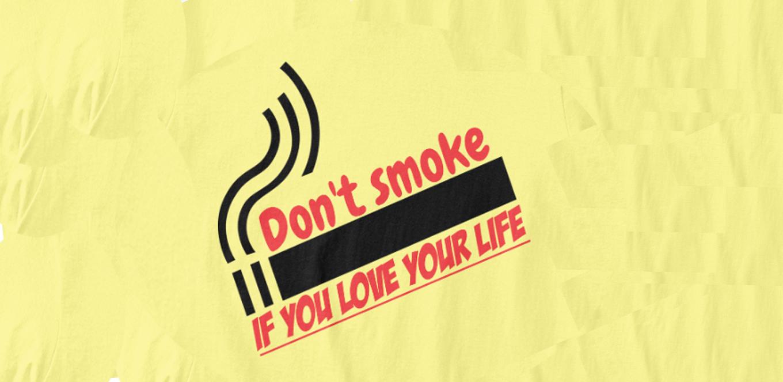 Bila Tidak Bisa Berhenti Merokok, Maka Hindarilah