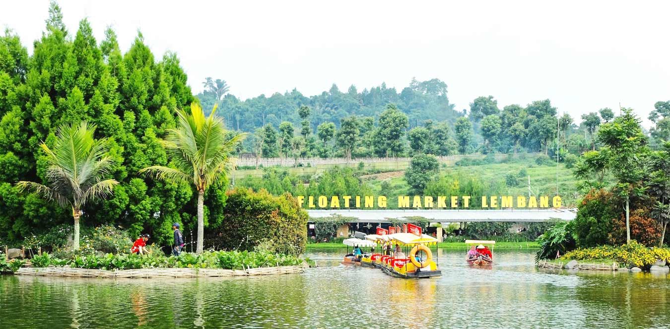 4 Alternative Tourist Places in Bandung
