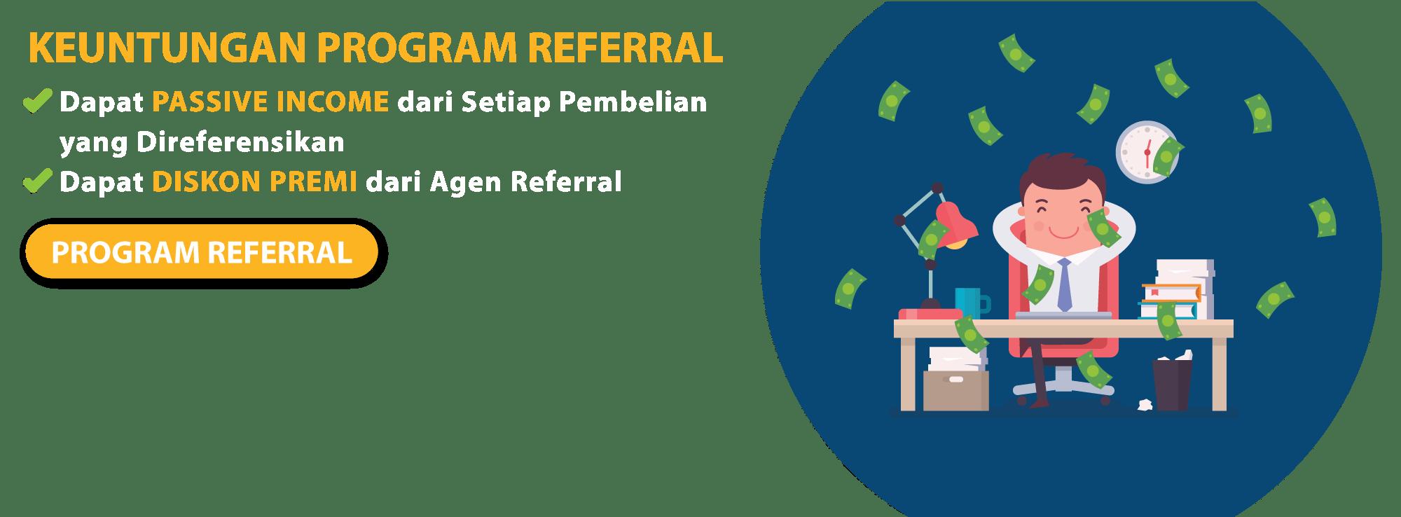 Agen Referral